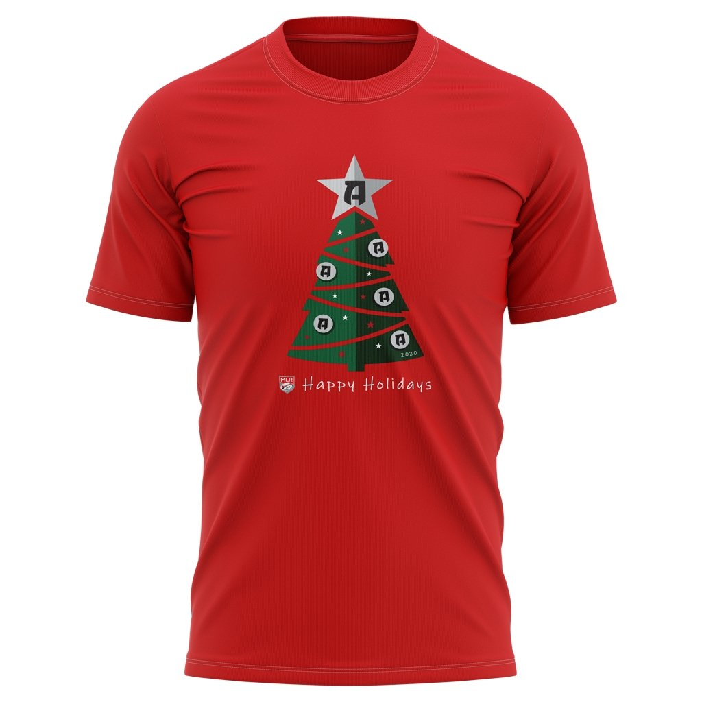 Rugby ATL Xmas Tree Tee - www.therugbyshop.com