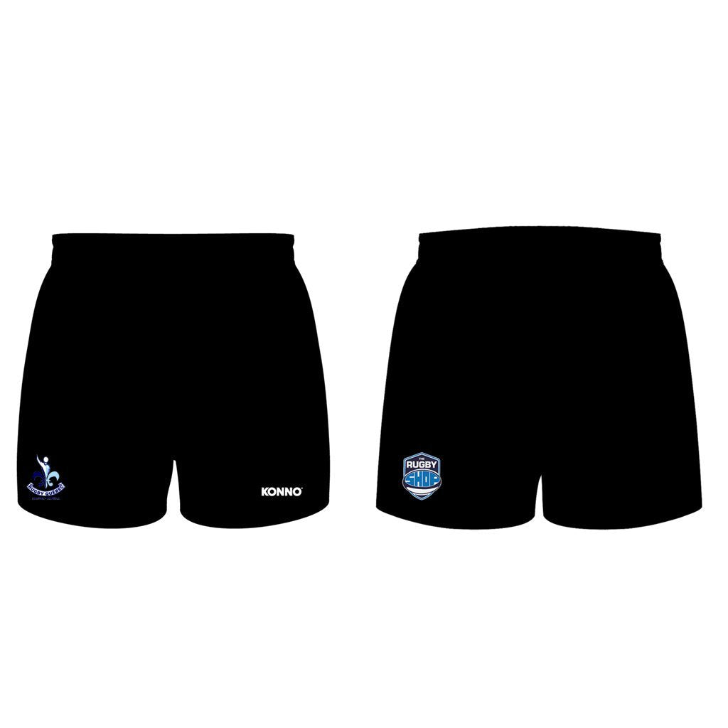 Rugby Quebec Referee Shorts - www.therugbyshop.com