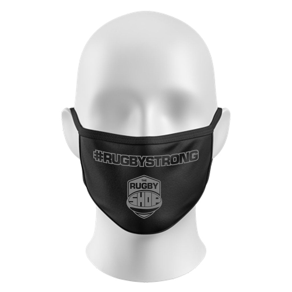 #Rugbystrong Cloth Face Mask - www.therugbyshop.com