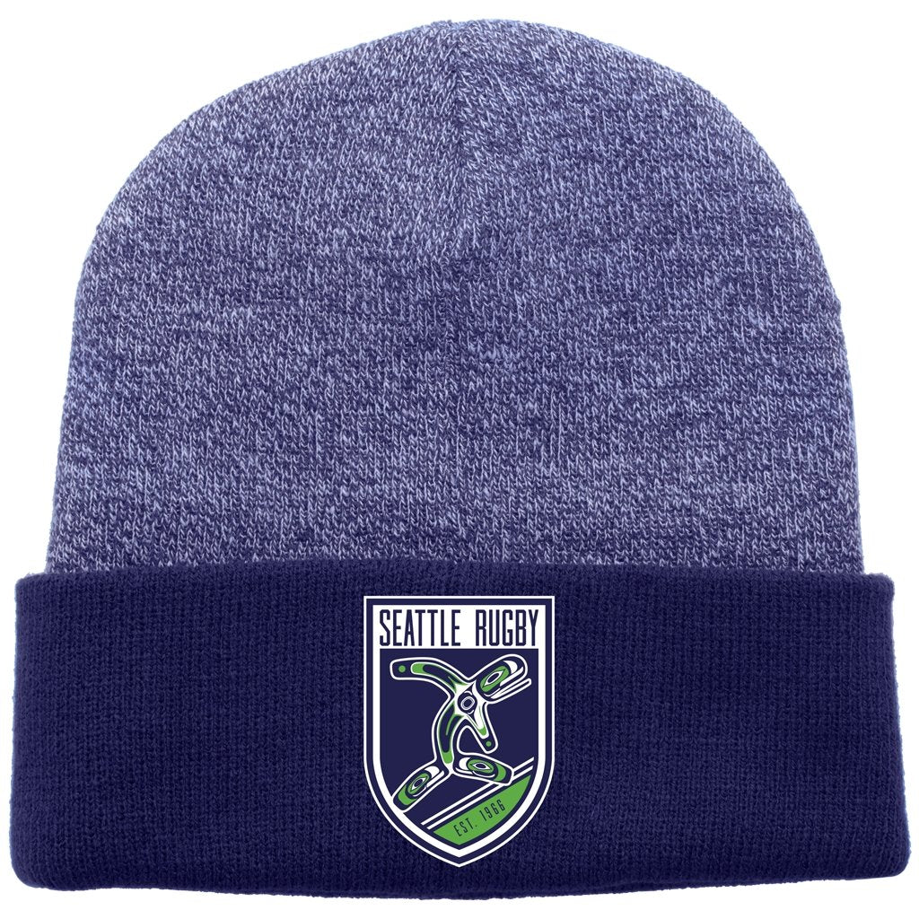 Seattle Rugby Club Beanie - www.therugbyshop.com
