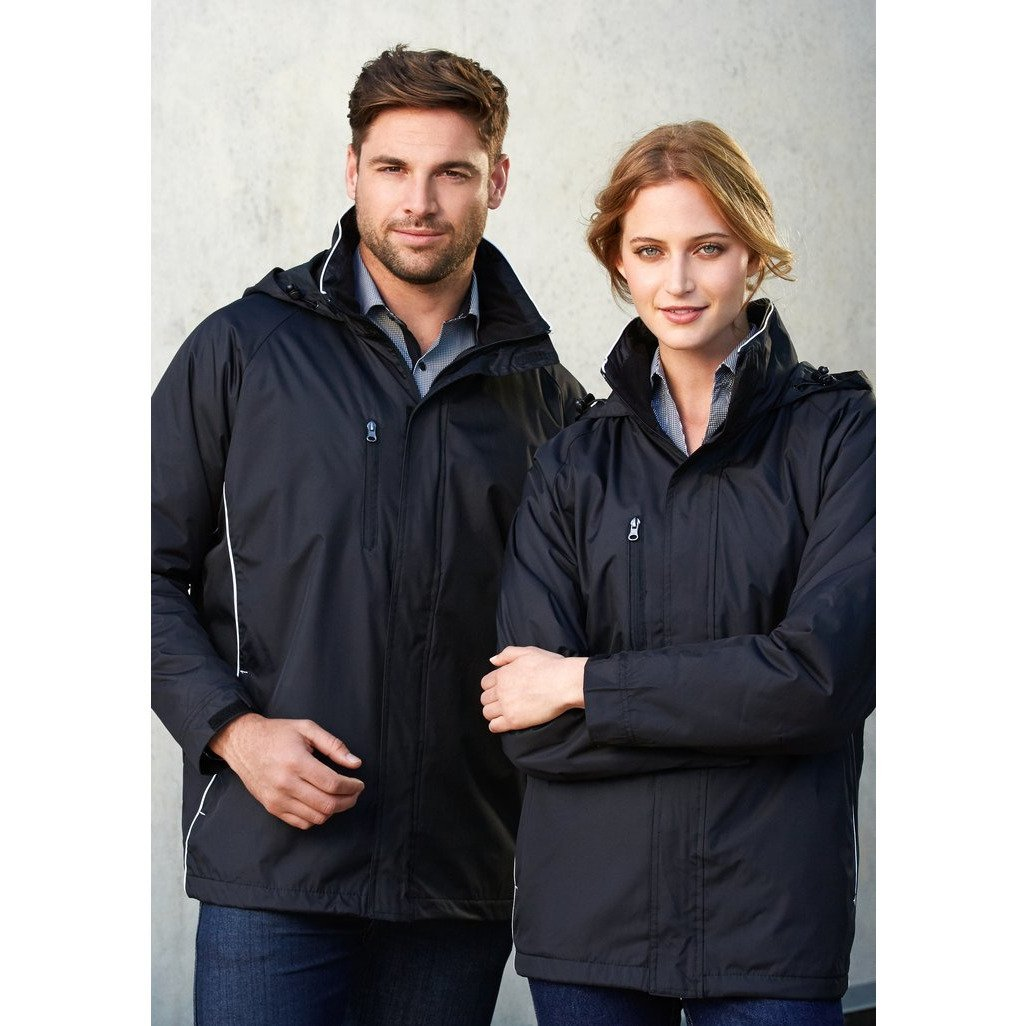 Vicars Biz Collection Core Rain Jacket - www.therugbyshop.com