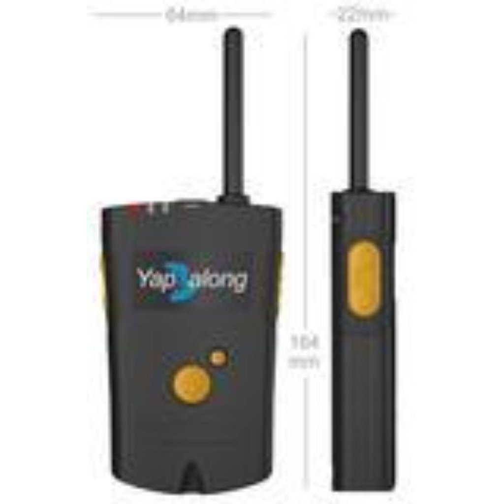 Yapalong 4000 Radios - 4 Set - www.therugbyshop.com