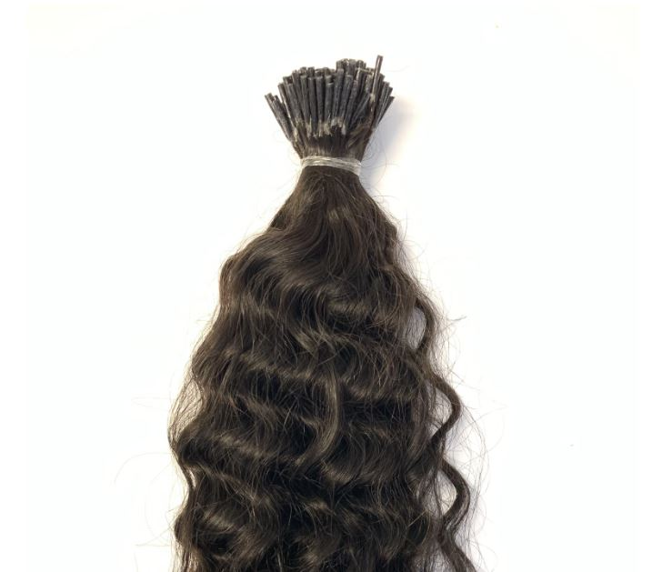 Raw Indian Wavy I-Tip