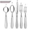 TREMORMIRACLE - 5 Weighted Utensil Set Designed for Movement Disorders and Parkinson's Disease