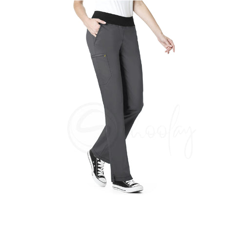 NURSE SCRUBS Women's Trouser (Charcoal)