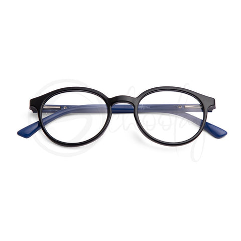 Teens/Adults WFH Eye Protection -Blue Oval Adult Specs