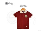 NCFE Maroon color Eagle T-shirt