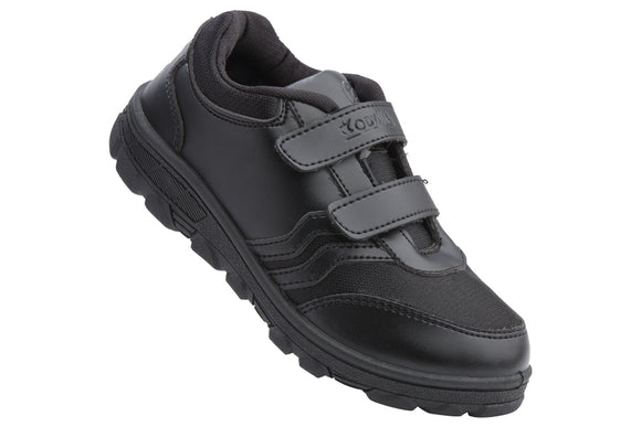 Odyssia School Uniform Black Shoe