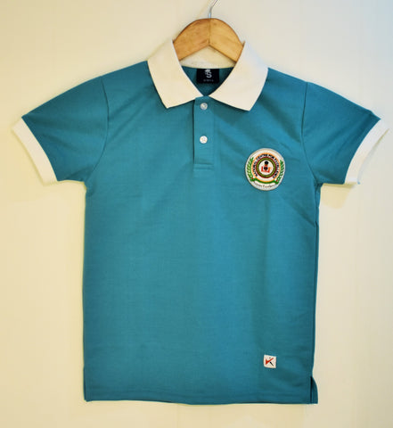 NCFE Sky blue King Fisher colorT-shirt