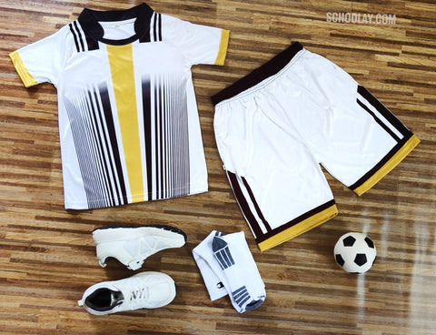 Kid's Football Jersey Set