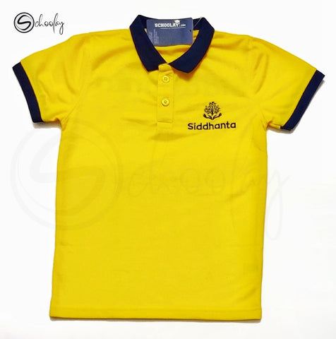 Yellow T-shirt (Pack of 2)