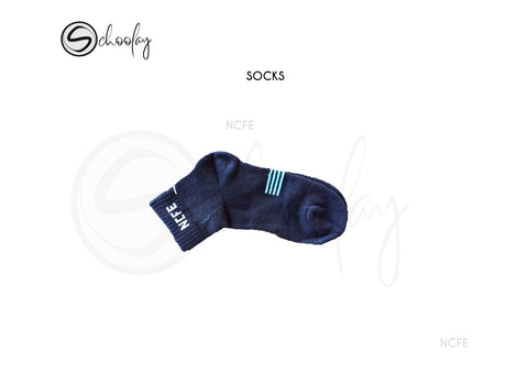 NCFE Black Socks