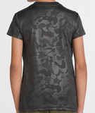 Pack of 2 Dryfit Army Camo Tees (Black & Teel)