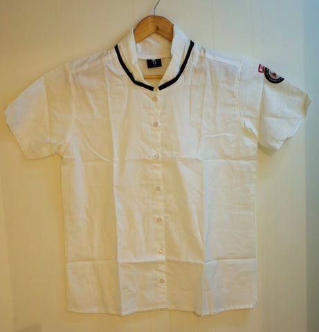 NCFE Girls Shirt - White