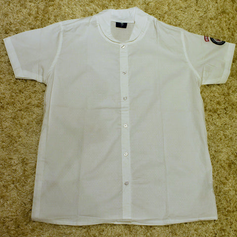 NCFE Girls Shirt - White (6-10th Std)
