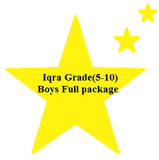 Iqra-Grade(5-10)Boys Full Package