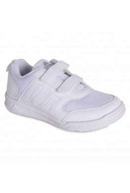 Nittur Central School White Uniform Shoes