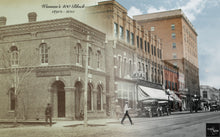 Then & Now Art®: 3 Layers of Time (1899, 1925, 2015) - Wausau, WI