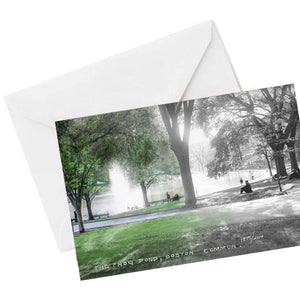 Boston Collection - Note Cards