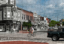 Then & Now Art®: Wausau, WI - 500 Piece Jigsaw Puzzles