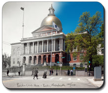 Boston Collection - Mousepads