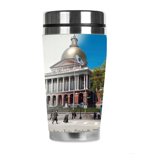 Boston Collection - 16oz Coffee Tumblers