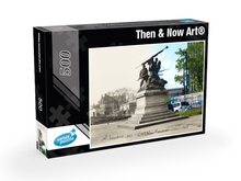 Then & Now Art®: Milwaukee, WI - 500 Piece Jigsaw Puzzles