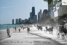 Print Option (frame ready) - Chicago Collection