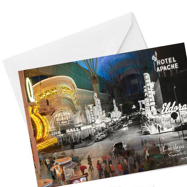 Las Vegas Collection - Note Card