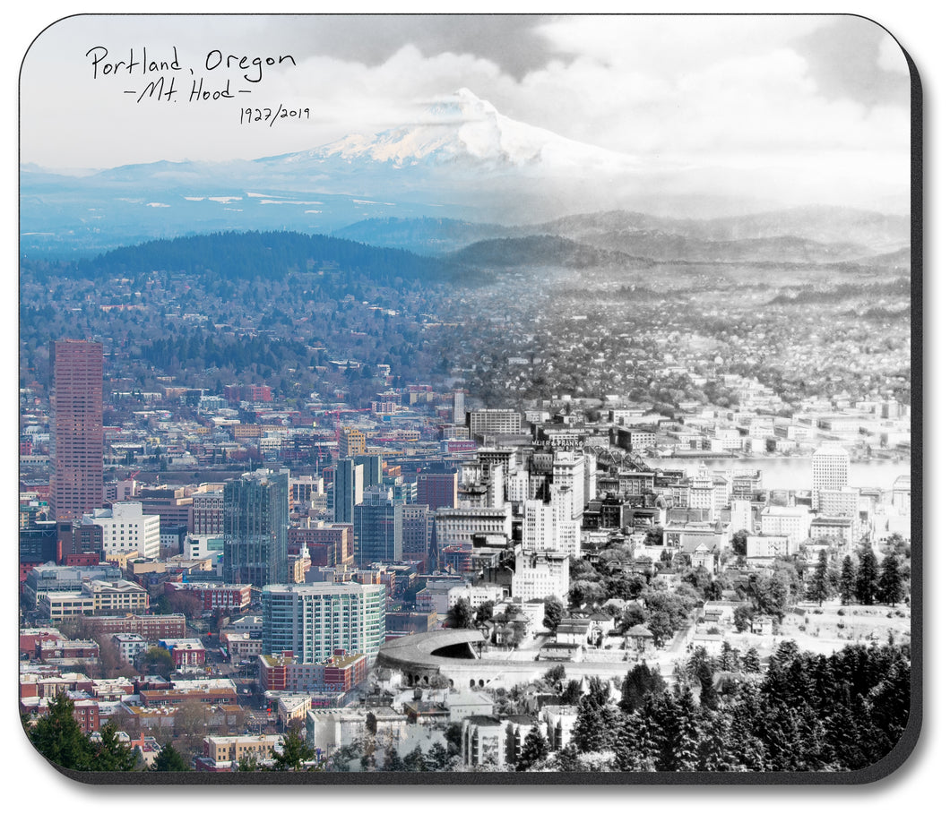 Mousepads - Portland Collection