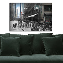 Then & Now Art®: State Street View - Chicago, IL [1930/2015]
