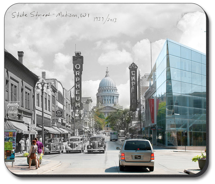 Madison Collection - Mousepads