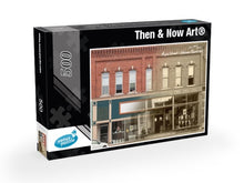 Then & Now Art®: Stevens Point, WI - 500 Piece Jigsaw Puzzles