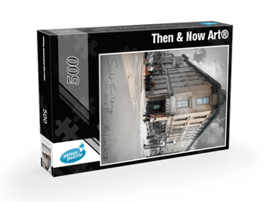 Then & Now Art®: Madison, WI - 500 Piece Jigsaw Puzzles