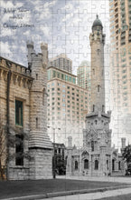 500 Piece Jigsaw Puzzle - Chicago Collection