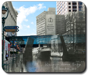 Milwaukee Collection - Mousepads