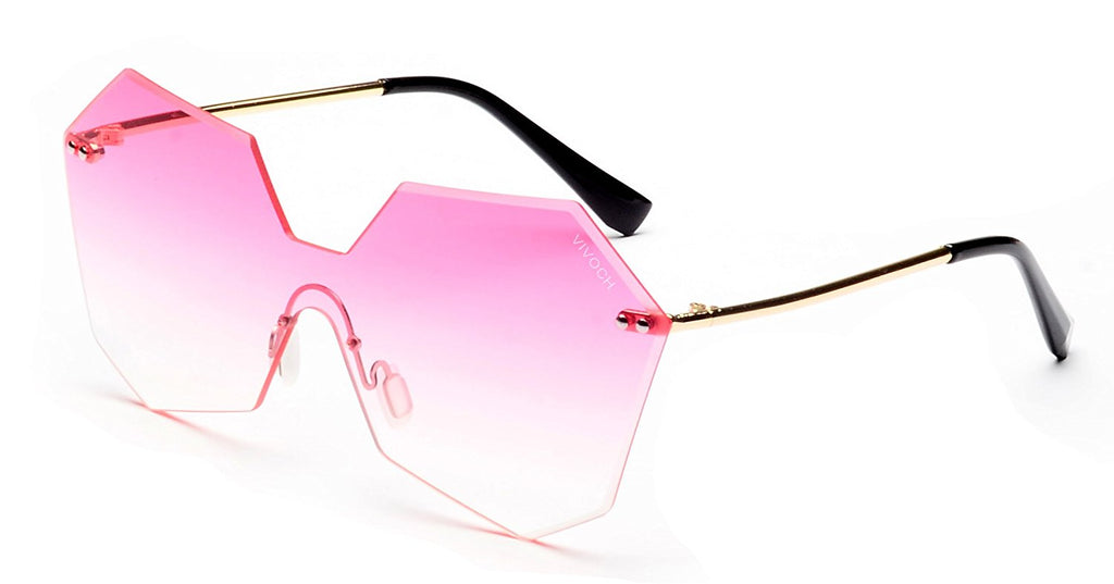 Fashion Sunglasses for Women or Girls with the Cool and Bright Colors of the Ocean
