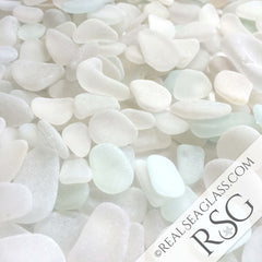 Tints of Clear Sea Glass