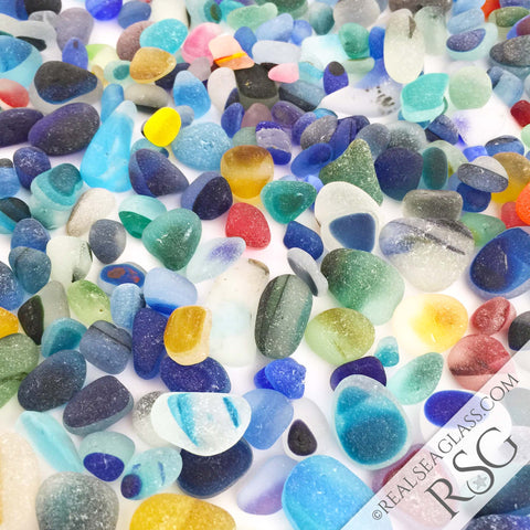 English Sea Glass Multis