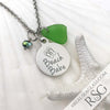 "Kelly Green ""Beach Babe"" Necklace"