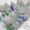 Get All the Shades of the Sea in One Sea Glass Bracelet