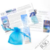 Real Sea Glass Certificate of Authenticity Guide to Real Sea Glass and Documentation Package 02