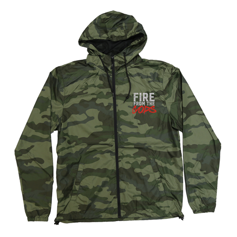 Survivor Camo Wind Breaker