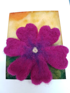 Needle Felt with Mindfulness Workshop