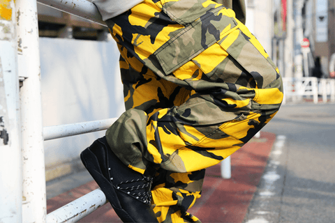 camo dream$ pants