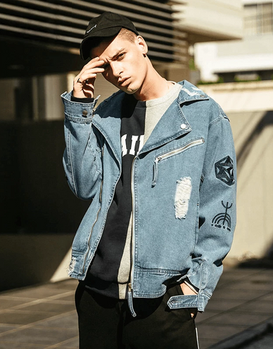 """Pilgrimage"" Denim Jacket"