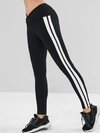 Striped Sports Leggings