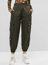 Women's Army Joggers