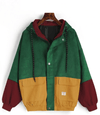 Block Color Corduroy Jacket