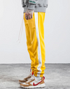 Forbidden Colours Joggers yellow-white 30 Streetwear Nova